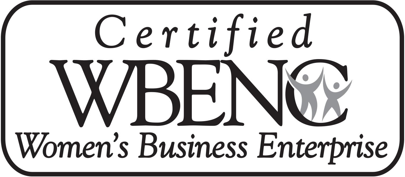 Certified Women Business Enterprise